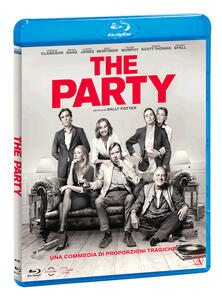 The Party (Blu-ray) di Sally Potter - Blu-ray