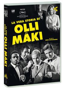 La vera storia di Olli Maki (DVD) di Juho Kuosmanen - DVD