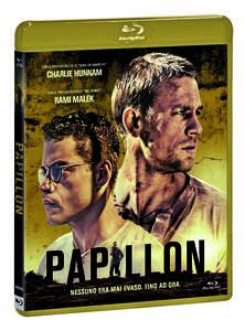 Papillon (2018) (Blu-ray) di Michael Noer - Blu-ray
