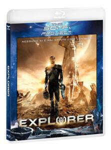 Explorer (Blu-ray) di Jesse O'Brian - Blu-ray