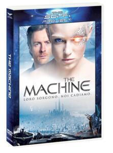 The Machine (DVD) di Caradog James - DVD