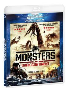 Monsters: Dark Continent (DVD) di Tom Green - DVD