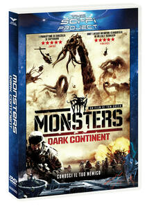 Monsters: Dark Continent (Blu-ray) di Tom Green - Blu-ray