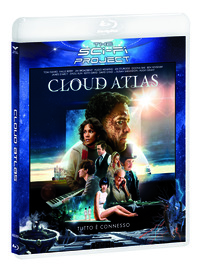 Cover Dvd Cloud Atlas (Blu-ray)