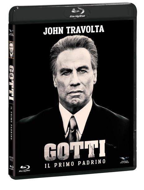 Gotti. Il primo padrino (Blu-ray) di Kevin Connolly - Blu-ray
