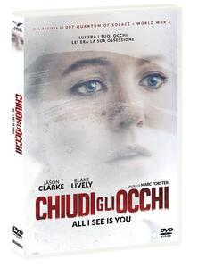 Chiudi gli occhi (DVD) di Marc Forster - DVD