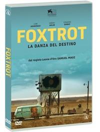 Cover Dvd Foxtrot. La danza del destino (DVD)