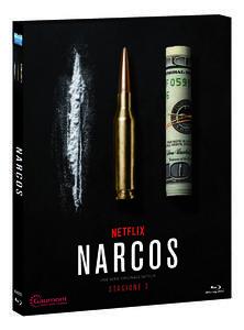 Narcos. Stagione 3. Serie TV ita (Blu-ray) di Carlo Bernard,Chris Brancato,Doug Miro - Blu-ray
