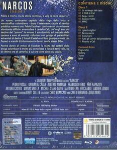 Narcos. Stagione 3. Serie TV ita (Blu-ray) di Carlo Bernard,Chris Brancato,Doug Miro - Blu-ray - 2
