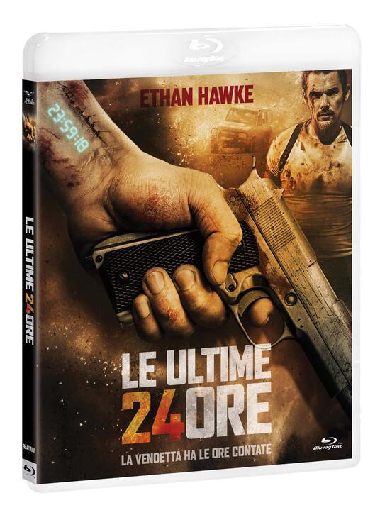 Le ultime 24 ore (Blu-ray) di Brian Smrz - Blu-ray