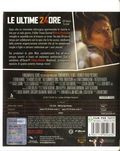 Le ultime 24 ore (Blu-ray) di Brian Smrz - Blu-ray - 2