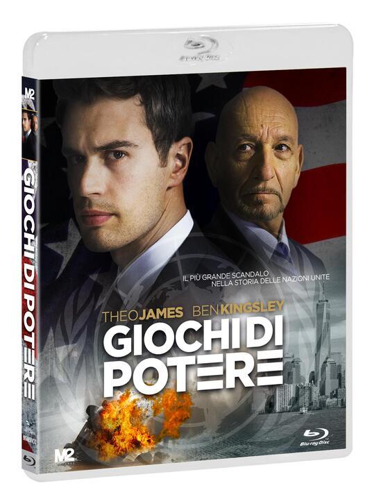Giochi di potere (Blu-ray) di Per Fly - Blu-ray
