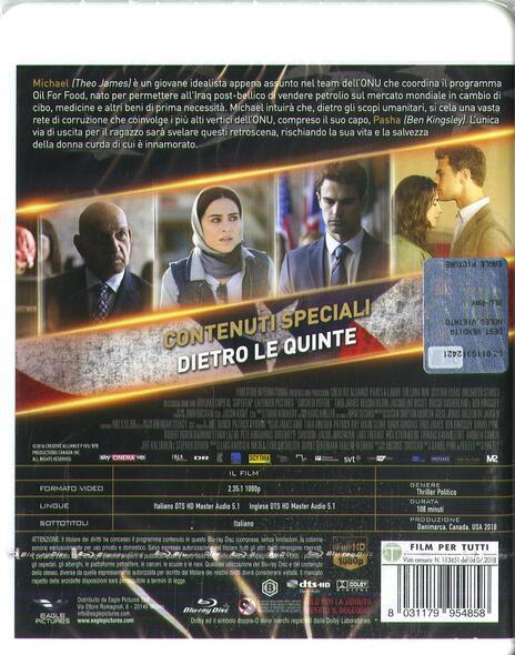 Giochi di potere (Blu-ray) di Per Fly - Blu-ray - 2