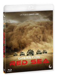 Cover Dvd Operation Red Sea (Blu-ray)