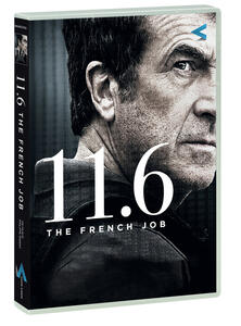11.6 The French Job (DVD) di Philippe Godeau - DVD