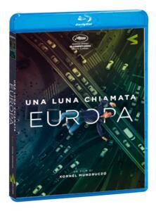 Una luna chiamata Europa (Blu-ray) di Kornél Mundruczó - Blu-ray