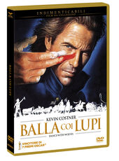 Film Balla coi lupi. Theatrical Extended Edition (DVD) Kevin Costner