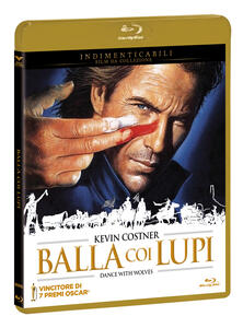 Balla coi lupi. Theatrical Extended Edition (Blu-ray) di Kevin Costner - Blu-ray