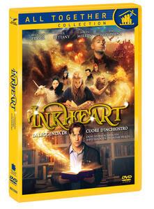 Inkheart. La leggenda di cuore d'inchiostro (DVD) di Iain Softley - DVD