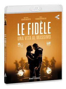 Le fidèle. Una vita al massimo (Blu-ray) di Michaël R. Roskam - Blu-ray