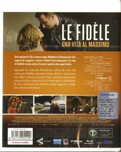 Le fidèle. Una vita al massimo (Blu-ray) di Michaël R. Roskam - Blu-ray - 2