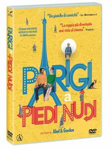 Parigi a piedi nudi (DVD) di Dominique Abel,Fiona Gordon - DVD
