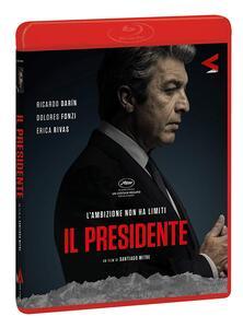 The Summit (Blu-ray) di Santiago Mitre - Blu-ray