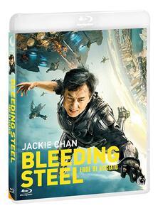 Bleeding Steel. Eroe di acciaio (Blu-ray) di Leo Zhang - Blu-ray