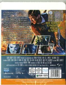 Bleeding Steel. Eroe di acciaio (Blu-ray) di Leo Zhang - Blu-ray - 2