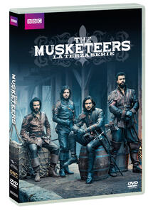 The Musketeers. Stagione 3. Serie TV ita (DVD) di Adrian Hodges - DVD