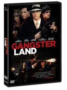 Gangster Land (DVD) di Timothy Woodward jr. - DVD