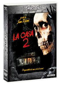 La casa 2. Con Card tarocco (DVD) di Sam Raimi - DVD