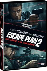 Escape Plan 2. Ritorno all'inferno (DVD) di Steven C. Miller - DVD