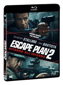 Escape Plan 2. Ritorno all'inferno (Blu-ray) di Steven C. Miller - Blu-ray
