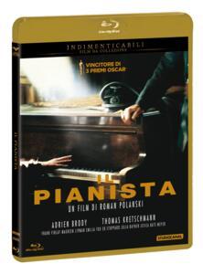 Il pianista (Blu-ray) di Roman Polanski - Blu-ray
