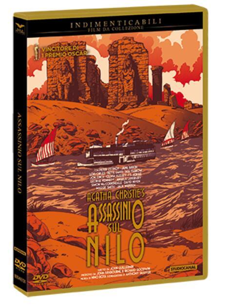 Assassinio sul Nilo (DVD) di John Guillermin - DVD