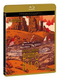 Cover Dvd Assassinio sul Nilo (Blu-ray)
