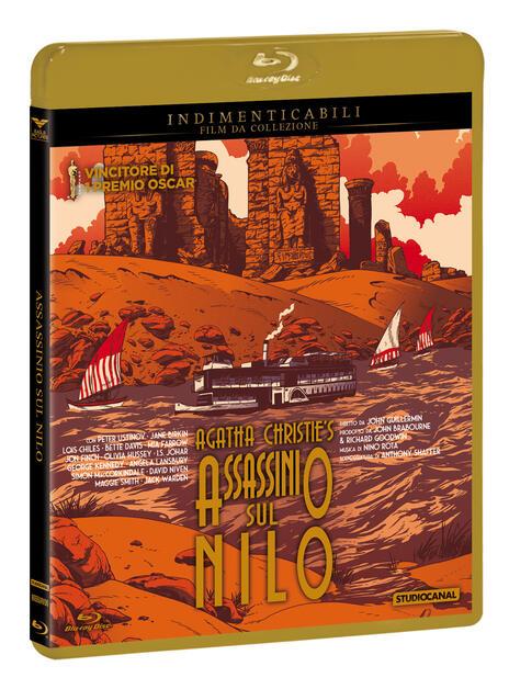 Assassinio sul Nilo (Blu-ray) di John Guillermin - Blu-ray
