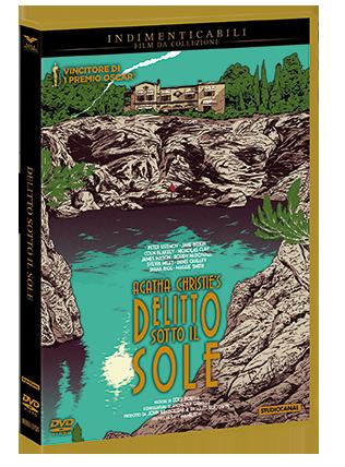Cover Dvd DVD Delitto sotto il sole