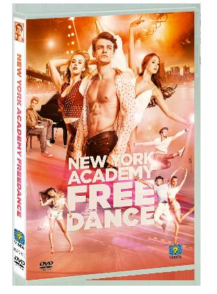 Cover Dvd DVD New York Academy - Freedance