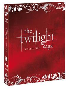 Cofanetto Twilight. Edizione limitata e numerata. Decimo anniversario (5 Blu-ray) di Catherine Hardwicke