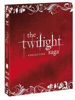 Cofanetto Twilight. Edizione limitata e numerata. Decimo anniversario (5 Blu-ray)