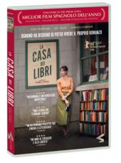 Copertina  La casa dei libri [DVD]