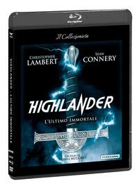 Cover Dvd Highlander. L'ultimo immortale (Blu-ray)