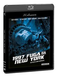 1997: Fuga da New York (Blu-ray) di John Carpenter - Blu-ray
