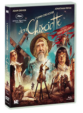 Film L' uomo che uccise Don Chisciotte (DVD) Terry Gilliam