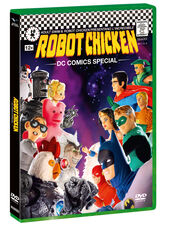 Film Robot Chicken. DC Comics Special Edition (DVD) Tom Sheppard Zeb Wells