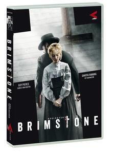 Brimstone (DVD) di Martin Koolhoven - DVD