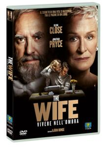 The Wife. Vivere nell'ombra (DVD) di Björn Runge - DVD