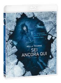 Cover Dvd Sei ancora qui (Blu-ray)